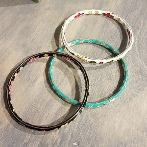 Enamel Bracelet set